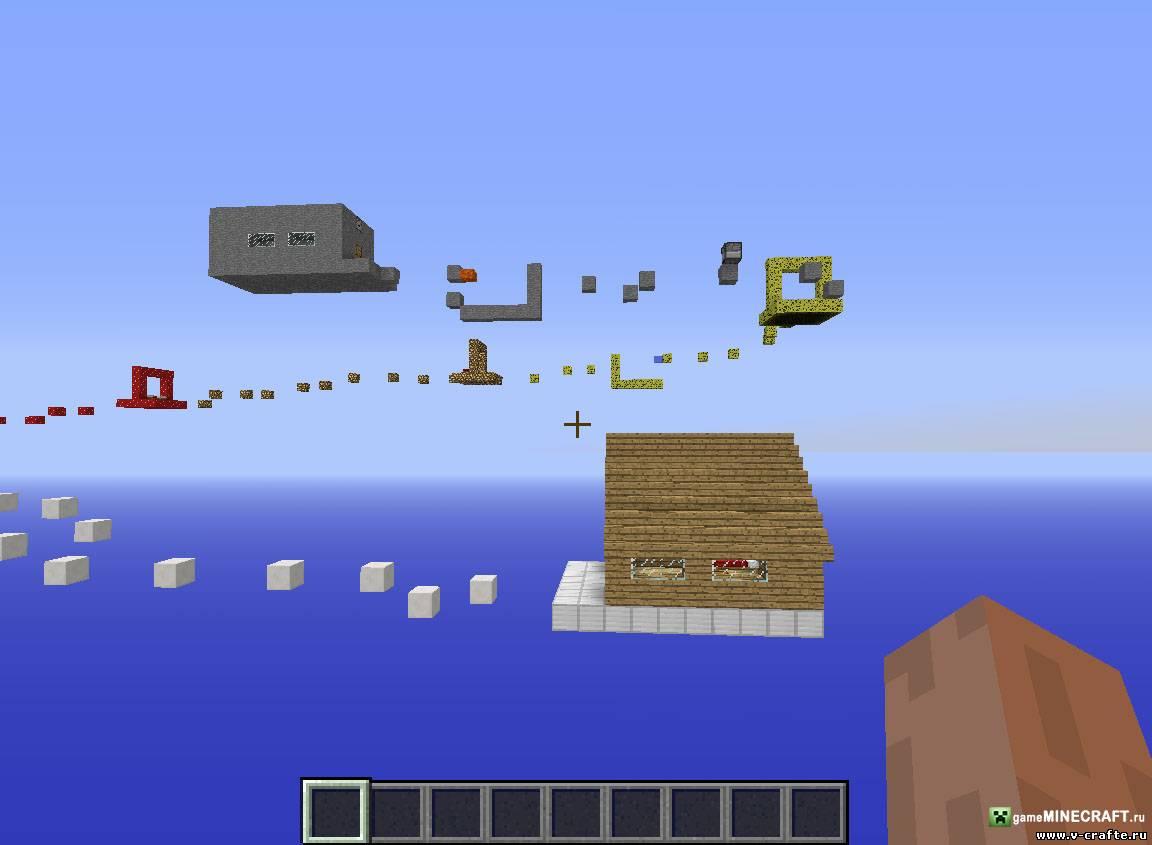 Скачать карты для Minecraft 1.5.2